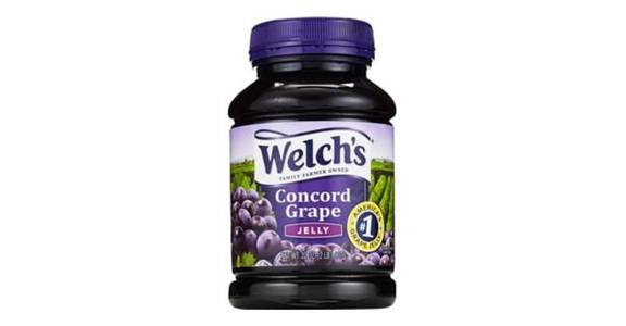 Welch's Concord Grape Jelly (30 oz) from CVS - SW Wanamaker Rd in Topeka, KS