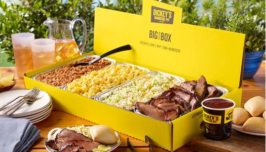 BYB Texas Brisket Party Pack from Dickey's Barbecue Pit -  Dallas Central Expy in Dallas, TX