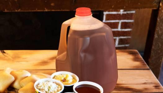 Gallon of Soda from Dickey's Barbecue Pit - Dallas Wycliff Ave in Dallas, TX