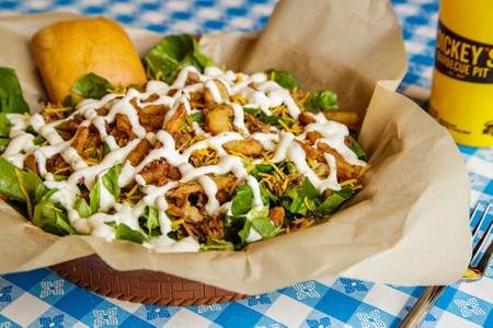 Smokehouse Salad from Dickey's Barbecue Pit - Madison in Madison, WI