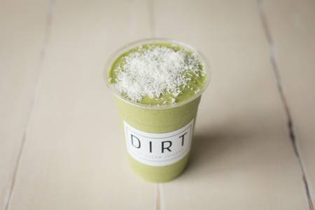 """Pina """"Kale""""ada from Dirt Juicery in Green Bay, WI"""