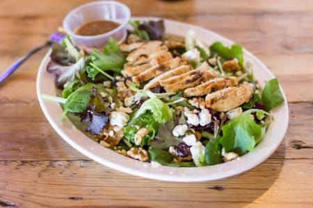 Walnut Cranberry Salad from Eagle's Nest Sports Bar & Grill in La Crosse, WI