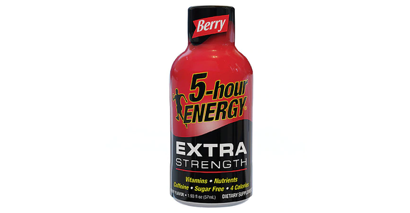 5-Hour ENERGY Extra Strength Energy Shot Berry (1.93 oz) from EatStreet Convenience - N Port Washington Rd in Glendale, WI