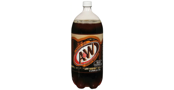 A&W Root Beer Soda (2 ltr) from EatStreet Convenience - N Port Washington Rd in Glendale, WI