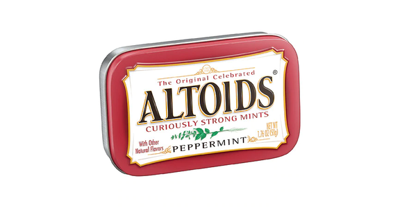 Altoids Mints Peppermint (2 oz) from EatStreet Convenience - N Port Washington Rd in Glendale, WI