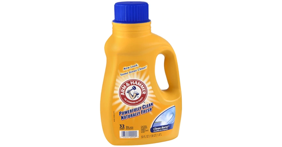 Arm & Hammer 2x Concentrated Liquid Laundry Detergent Clean Burst (50 oz) from EatStreet Convenience - N Port Washington Rd in Glendale, WI