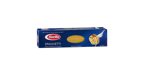 Barilla Spaghetti (16 oz) from EatStreet Convenience - N Port Washington Rd in Glendale, WI