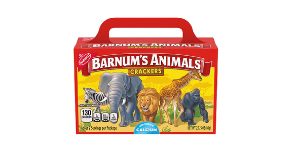 Barnum's Animals Crackers (2 oz) from EatStreet Convenience - N Port Washington Rd in Glendale, WI