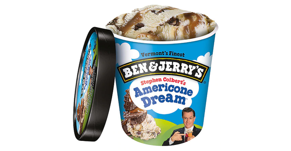Ben & Jerry's Ice Cream Americone Dream (16 oz) from EatStreet Convenience - N Port Washington Rd in Glendale, WI