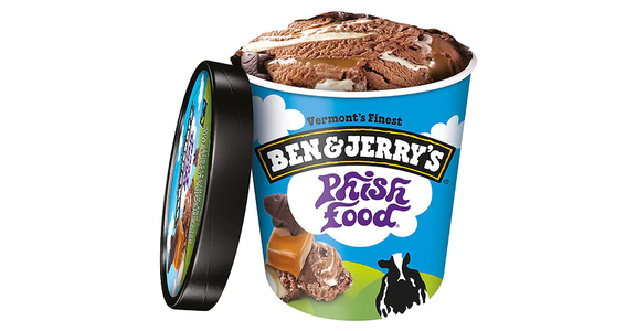 Ben & Jerry's Ice Cream Phish Food (16 oz) from EatStreet Convenience - Branch St in Middleton, WI