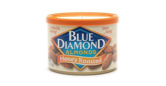 Blue Diamond Almonds Honey Roasted (6 oz) from EatStreet Convenience - Anderson Ave in Manhattan, KS