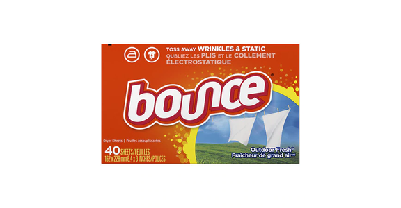 Bounce Fabric Softener Sheets Outdoor Fresh Scent (40 ct) from EatStreet Convenience - Branch St in Middleton, WI