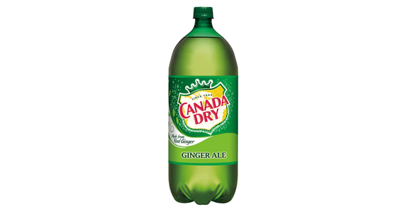 Canada Dry Soda Ginger Ale (2 ltr) from EatStreet Convenience - Branch St in Middleton, WI