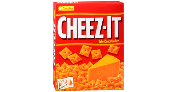 Cheez-It Baked Snack Crackers (7 oz) from EatStreet Convenience - Branch St in Middleton, WI