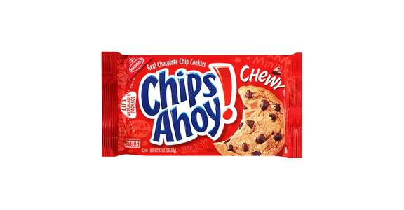 Chips Ahoy Chewy Cookies Chocolate Chip (13 oz) from EatStreet Convenience - Branch St in Middleton, WI