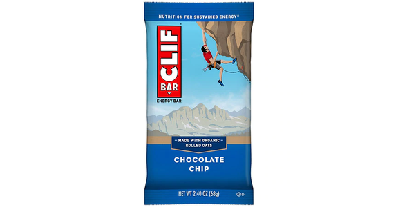 Clif Bar Energy Bar Chocolate Chip (2 oz) from EatStreet Convenience - N Port Washington Rd in Glendale, WI