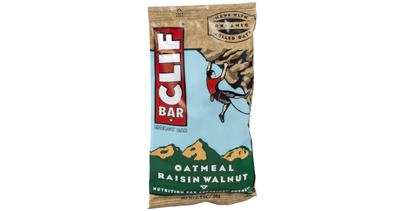 Clif Bar Energy Bar Oatmeal Raisin Walnut (2 oz) from EatStreet Convenience - Branch St in Middleton, WI