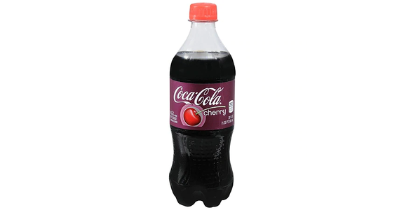 Coca-Cola Wild Cherry Soda (20 oz) from EatStreet Convenience - Branch St in Middleton, WI