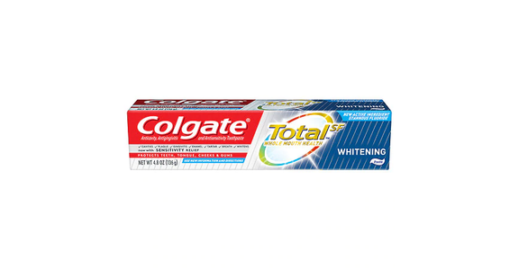 Colgate Total Toothpaste Whitening (5 oz) from EatStreet Convenience - Branch St in Middleton, WI
