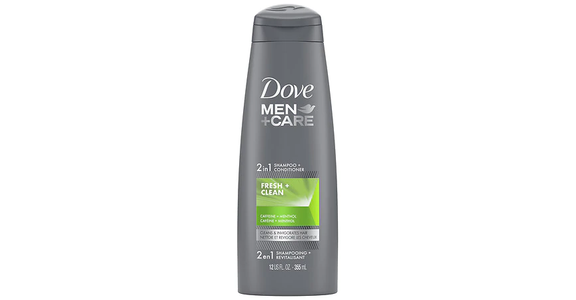 Dove Men+Care 2 in 1 Shampoo & Conditioner Fresh & Clean (12 oz) from EatStreet Convenience - Branch St in Middleton, WI