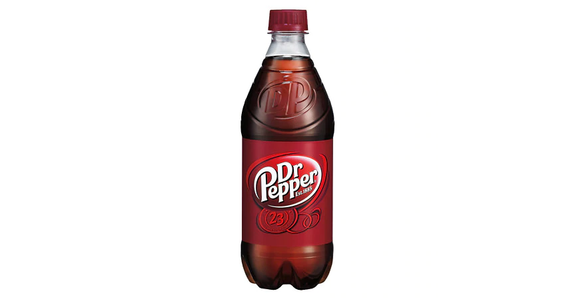 Dr. Pepper Soda (20 oz) from EatStreet Convenience - N Port Washington Rd in Glendale, WI