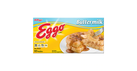 Eggo Waffles Buttermilk (1 oz) from EatStreet Convenience - N Port Washington Rd in Glendale, WI