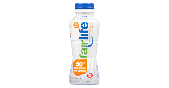Fairlife Reduced Fat 2% Milk Single-Serve (12 oz) from EatStreet Convenience - N Port Washington Rd in Glendale, WI