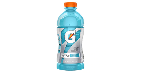 Gatorade Frost Thirst Quencher Glacier Freeze (28 oz) from EatStreet Convenience - Branch St in Middleton, WI