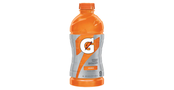 Gatorade Thirst Quencher Orange (28 oz) from EatStreet Convenience - N Port Washington Rd in Glendale, WI