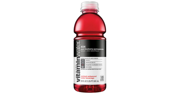 Glaceau Vitaminwater Nutrient Enhanced Beverage Bottle Acai-Blueberry-Pomegranate (20 oz) from EatStreet Convenience - N Port Washington Rd in Glendale, WI
