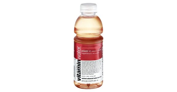 Glaceau Vitaminwater Nutrient Enhanced Beverage Bottle Dragonfruit (20 oz) from EatStreet Convenience - Branch St in Middleton, WI