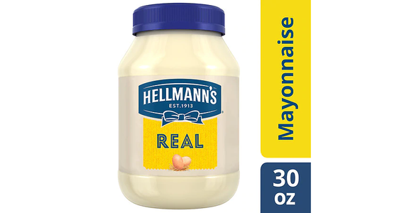 Hellmann's Real Mayonnaise (30 oz) from EatStreet Convenience - Branch St in Middleton, WI