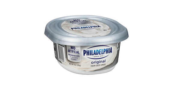 Kraft Philadelphia Cream Cheese Spread Original (8 oz) from EatStreet Convenience - N Port Washington Rd in Glendale, WI