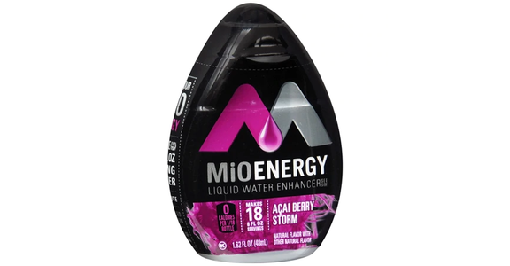 MiO Energy Liquid Water Enhancer Acai Berry (1.62 oz) from EatStreet Convenience - E Mason St in Green Bay, WI