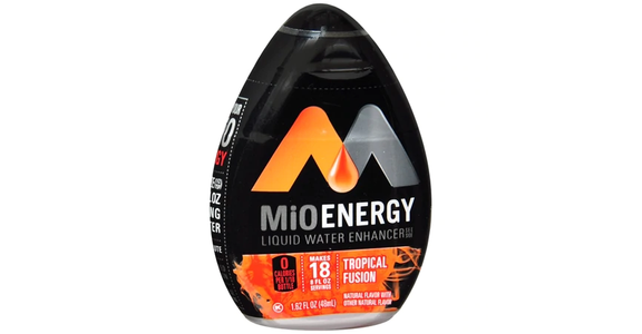 MiO Energy Liquid Water Enhancer Tropical (1.62 oz) from EatStreet Convenience - N Port Washington Rd in Glendale, WI
