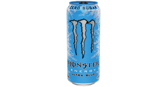 Monster Energy Supplement Drink Zero Ultra (16 oz) from EatStreet Convenience - N Port Washington Rd in Glendale, WI