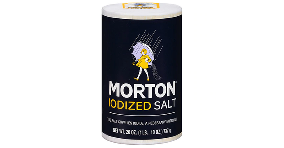 Morton Iodized Table Salt (26 oz) from EatStreet Convenience - Branch St in Middleton, WI