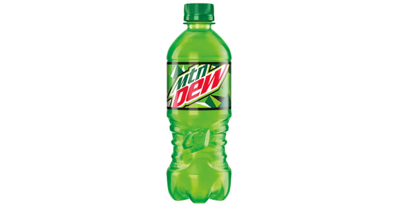 Mountain Dew Soda (20 oz) from EatStreet Convenience - SW 29th St in Topeka, KS