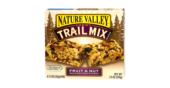 Nature Valley Chewy Trail Mix Bars (1 oz) from EatStreet Convenience - Branch St in Middleton, WI