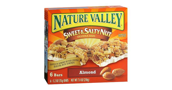 Nature Valley Sweet & Salty Nut Granola Bars (1 oz) from EatStreet Convenience - Branch St in Middleton, WI