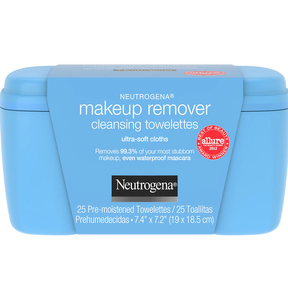 Neutrogena Makeup Remover Cleansing Pre-Moistened Towelettes (25 ct) from EatStreet Convenience - Branch St in Middleton, WI