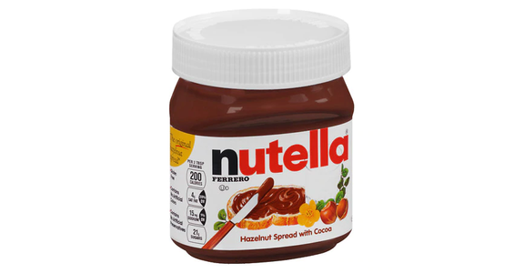 Nutella Hazelnut Spread (13 oz) from EatStreet Convenience - N Port Washington Rd in Glendale, WI