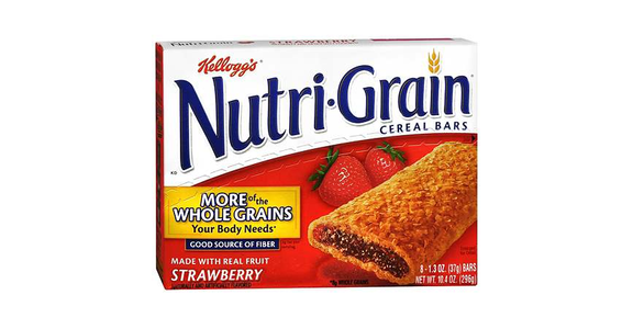 Nutri-Grain Cereal Bars Strawberry (1 oz) from EatStreet Convenience - Branch St in Middleton, WI