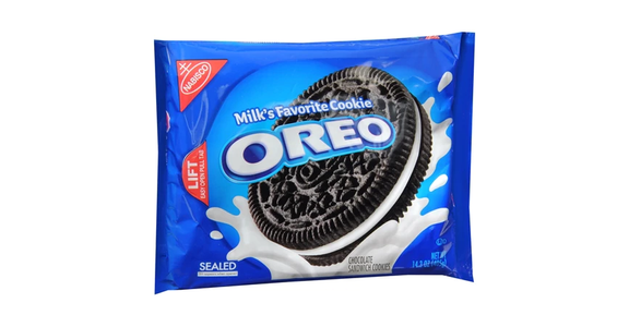 Oreo Creme Sandwich Cookies (14 oz) from EatStreet Convenience - Branch St in Middleton, WI