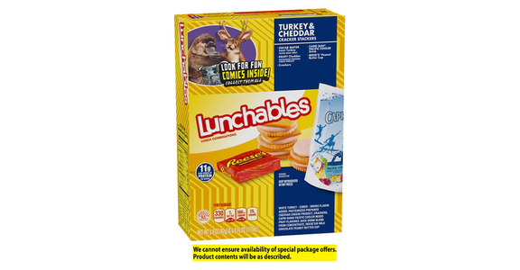 Oscar Mayer Lunchables Lunch Combinations (3 oz) from EatStreet Convenience - N Port Washington Rd in Glendale, WI