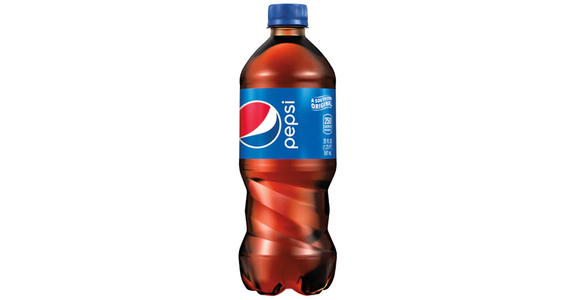 Pepsi Soda (20 oz) from EatStreet Convenience - SW 29th St in Topeka, KS
