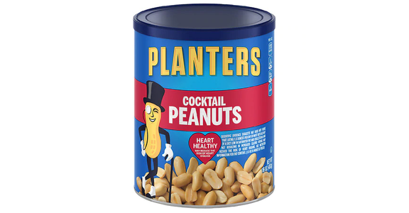 Planters Cocktail Peanuts (16 oz) from EatStreet Convenience - Branch St in Middleton, WI