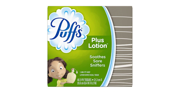 Puffs Plus Facial Tissue (48 ct) from EatStreet Convenience - Branch St in Middleton, WI