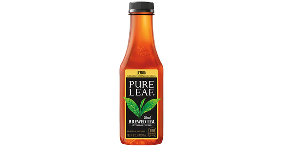 Pure Leaf Real Brewed Tea Lemon (18.5 oz) from EatStreet Convenience - Branch St in Middleton, WI