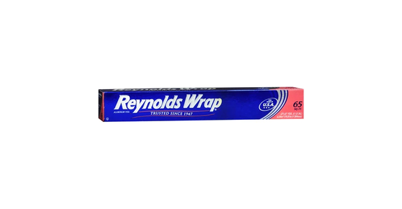 Reynolds Wrap 65 ft Aluminum Foil (1 ct) from EatStreet Convenience - N Port Washington Rd in Glendale, WI
